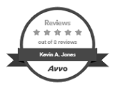 Kevin A. Jones - Rated 5 Stars On Avvo