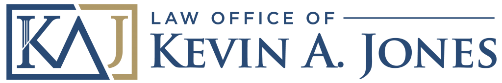 Law Office Of Kevin A. Jones - Full Logo