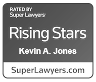 Kevin Jones - SuperLawyers Rising Stars