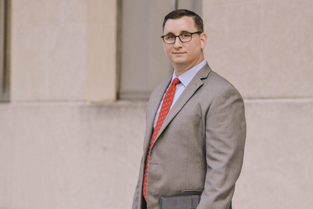 Kevin A. Jones is a worker's compensation retaliation lawyer in Kansas City