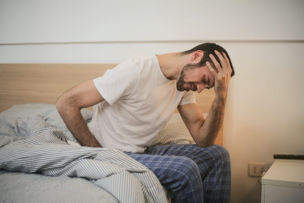 Kansas City brain injury lawyer helps man recover from chronic headaches